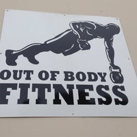 Photo taken at Out of Body Fitness by Adam S. on 7/12/2014