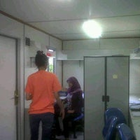 Photo taken at Container Auditor Mayapada Hospital by fikri a. on 9/29/2012