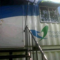 Photo taken at Container Auditor Mayapada Hospital by fikri a. on 9/28/2012