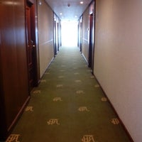 Photo taken at Hotel Anibal by Renier C. on 8/26/2013