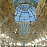 Foto scattata a Galleria Vittorio Emanuele II da Ale P. il 2/15/2013