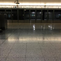 Photo taken at Taxi Stand (MTR Kowloon Station) by Kevin M. on 5/9/2016