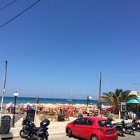 Photo taken at Maria ´s Golden Beach by Станислав К. on 7/13/2015