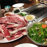 Photo taken at Fresh Korean B.B.Q. by Alyssa Mae W. on 5/11/2013