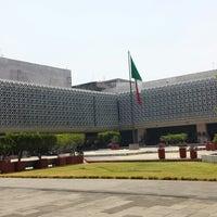 Photo taken at Palacio Legislativo De San Lázaro by Arturo H. on 5/9/2013