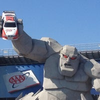 Photo taken at Dover International Speedway by Valerie G. on 9/30/2012