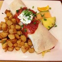 Photo taken at Proino Breakfast Club by Diane J. on 5/7/2015