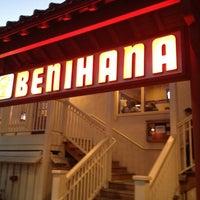 Photo taken at Benihana by Dianna 4. on 2/18/2013