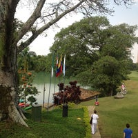Photo taken at Club Campestre de Cali by Mamboloco on 12/22/2012