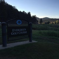 Photo taken at Evergreen Golf Course by Dan B. on 8/15/2015