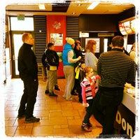 Photo taken at McDonald's by Егор Ч. on 3/3/2013