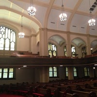 Photo taken at First United Methodist Church by Terry P. on 3/3/2013