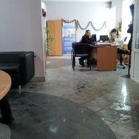 Снимок сделан в ЗАО «МАКС» пользователем Anton Z. 12/21/2012