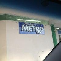 Photo taken at Farmacia Metro by Kristelle B. on 3/19/2013