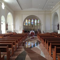 Photo taken at Catedral São Francisco Xavier by Bruno M. on 7/24/2013