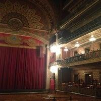 Foto tomada en Teatro Juárez por Miguel R. el 6/29/2013