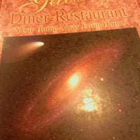 Photo taken at Galaxy Diner by Anthony S. on 10/11/2012