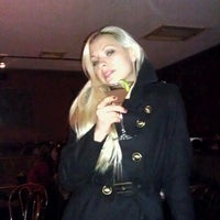 Photo taken at Russian Vodka Room by Olessya K. on 1/21/2013