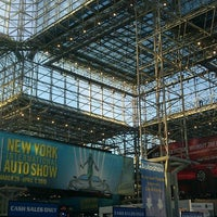 Photo taken at Jacob K. Javits Convention Center by Olessya K. on 4/3/2013