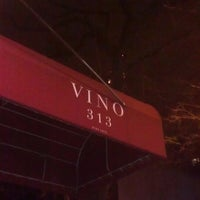 Photo taken at Vino 313 by Olessya K. on 4/5/2013