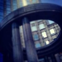 Photo taken at Guggenheim Partners by Olessya K. on 12/3/2012