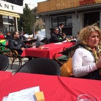Das Foto wurde bei Hotel Restaurant Mistral Saas-Fee von Beat A. am 4/20/2014 aufgenommen