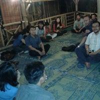 Photo taken at Nusantaraku resto & cafe by teteh I. on 10/20/2012