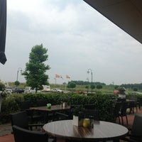 Photo taken at Van der Valk Hotel Emmen by Peter H. on 7/26/2013