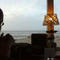 Photo taken at Strandhotel en Restaurant Noordzee by Peter H. on 1/3/2014