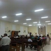 Photo taken at Capela São Pedro Julião Eymard by Lidy L. on 1/25/2014