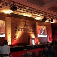 Photo taken at Bilkent Otel ve Konferans Merkezi by Fatih P. on 9/24/2012