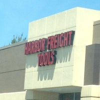 Photo taken at Harbor Freight Tools by Linda on 6/9/2013