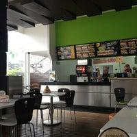 Photo taken at Sandwich Qbano Pepe Sierra by Juan S. on 9/1/2013