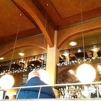 Photo taken at Grand Café Brinkmann by René J. on 12/8/2012