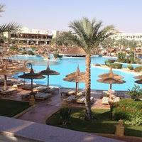 Photo taken at Albatros Palace Resort & Spa by René J. on 12/26/2012
