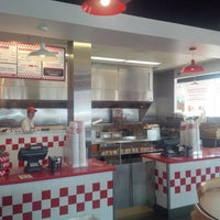Photo taken at Five Guys by Rob J. on 7/22/2014