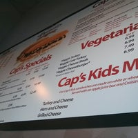 Photo taken at Capriotti's Sandwich Shop by Eloy T. on 11/15/2013