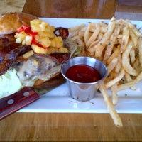 Photo taken at Eureka!Burger by David J. F. on 4/12/2013