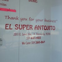 Photo taken at El Super Antojito-Taco Truck by David J. F. on 4/6/2014