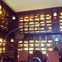 Photo taken at The Library at The NoMad by Vanessa V. on 5/23/2013