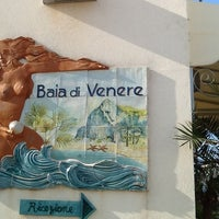 Photo taken at Hotel Baia di Venere by Diego F. on 6/28/2013