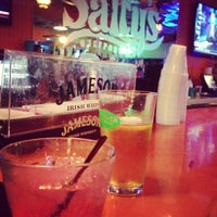 Photo taken at Salty's Gulfport by Blakley F. on 3/10/2013