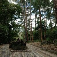 Photo taken at Parque Ambiental Bosques de La Frontera by Santiago B. on 1/9/2013