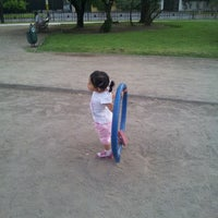 Foto tomada en Plaza Augusto D'halmar por Denisse V. el 11/26/2012