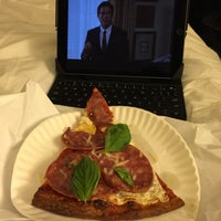 Photo taken at South Brooklyn Pizza by Jess N. on 8/1/2015