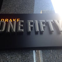 Photo taken at Drake One Fifty by Dan N. on 11/29/2013
