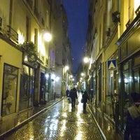 Photo taken at Rue Saint-Sauveur by Rodrigo F. C. on 12/25/2013