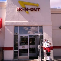 Photo taken at In-N-Out Burger by Natasha S. on 10/12/2012