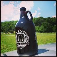 Photo taken at Devils Backbone Brewing Company by Missy C. on 6/8/2013