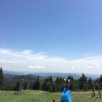 Photo taken at Хижа Преспа by Yana D. on 5/7/2017